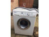 washing machine. Needs going ASAP!
