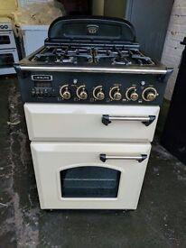 Leisure Gas Cooker (55cm) (6 Month Warranty)