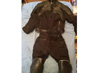 Weise Motorcycle Jacket and Trousers