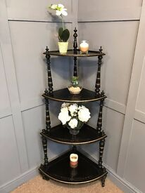 Antique Victorian Wot Not - Display Shelves - UK Delivery Available