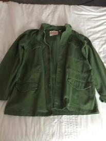 Levi jacket XXL.