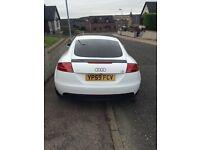 Audi TT 2009 white for sale
