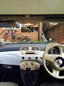 Fiat 500 1.2 lounge. Great condition 3 lady owners. Goes like new. Just had mot and service