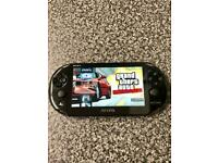 128GB ps vita slim console with 15,000 games