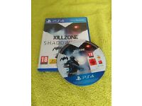 Killzone Shadow fall PS4 - £4