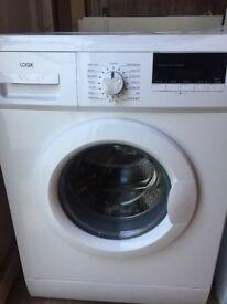 Logik Washing Machine 6kg New and Unused