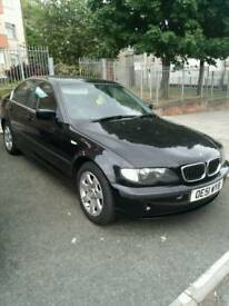 BMW 320I 2002 NEW MOT !!!