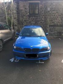 Bmw 316i m sport individual swap WHY