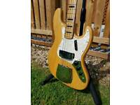 FENDER USA JAZZ BASS MADE IN 1972