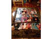 Elvis Presley LPs Records Vinyl Collection Memorabilia Job Lot for sale