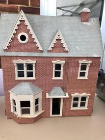 Dolls house emporium with furniture