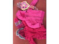 Big bundle of girls clothes 3-4years