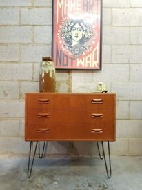 Mid Century Vintage Chest Drawers by G Plan
