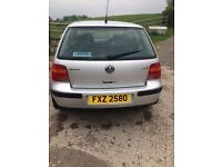 Volkswagen Golf 2004 Diesel