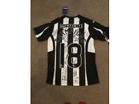St Mirren Signed Home Shirt from Champion Squad