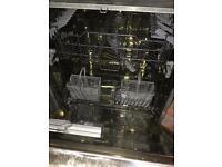 Smeg integrated full size Dishwasher