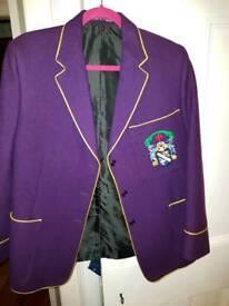 Marr College size 16 blazer