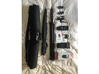 Canon 580EX II and off camera flash kit