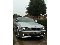 BMW 325 CI SE SPORTS HALO FLASHERS H.I.D L.E.D XENONS ORIGINAL M SPORTS FROM MANUFACTURER SUNROOF