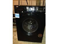 BEKO Black Washer Dryer