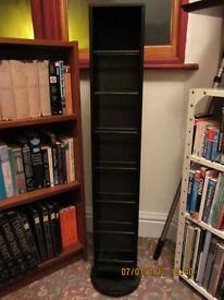 Tall, Slim Audio Cassette Rack