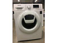 Samsung AddWash WW90K5410WW/EU Washing Machine, 9kg Load, A+++ Energy Rating, 1400rpm Spin, White