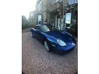 Porsche Cayman s With 102,000 on the clock very good condition MOT for one year