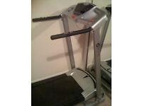 DYNAMIX Motorised Electronic Treadmill (Running Machine)Model No. IRMT904