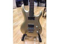 Ibanez JS 2000 - Satriani - Champagne Gold