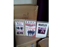 BEATLES video VHS tapes collectors items