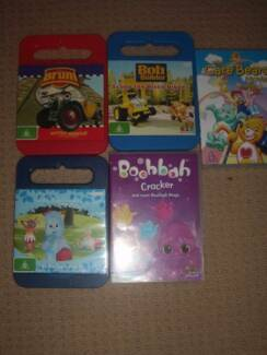 5 x Childrens' DVDs Including Brum & In The Night Garden Turramurra Ku-ring-gai Area Preview