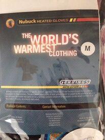 Gerbing's heated inner motorcycle gloves