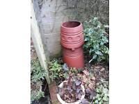 Chimney Pot for Garden