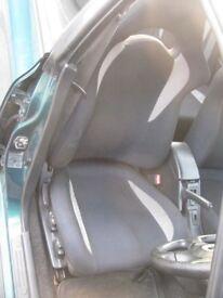 Impreza Turbo 2000 Front & Rear Seats Saloon
