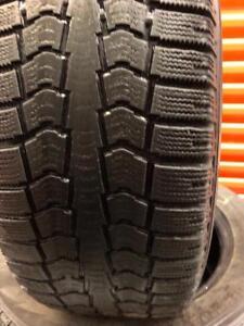 215-55-16 pirelli 4 pneu hiver 5-6/32