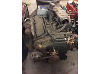 Transit 2005 2.0ltr Td engine