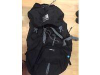 Karrimor Bobcat 65L Backpack Black