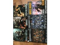 Warhammer 40,000 Books and Dice