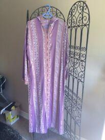 Moroccan djeballas and Saharan pants for sale