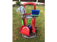 Vileda kids mini cleaning kit