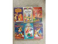 Collection of Disney Videos/VHS