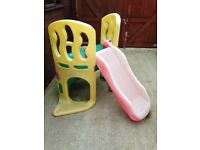 Toddler slide