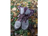 Doc Martens Aimilie, suede, Ladies size 6, good condition