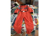 Children's astronauts space suit