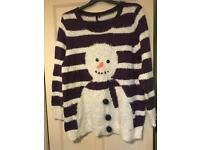 Size 22-24 Christmas jumper