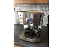 Morphy Richards 47507 Premium Espresso Coffee Maker