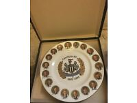 Newcastle United Century Plate only 500 was made can't buy anymore