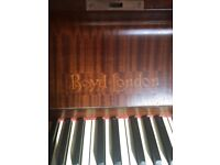 Boyd London piano for quickest sale