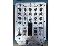 For Sale Professional DJ Mixer I VMX 200 professional DJ mixer by Behringer