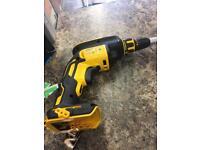Dewalt DCF620 drill brushless single screw drywall